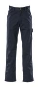 00299-430-01 Pantaloni con tasche sulle cosce - blu navy
