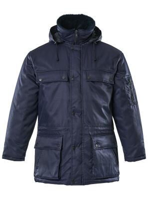 00510-620-01 Parka - blu navy