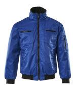 00516-620-11 Giacca da pilota - blu royal