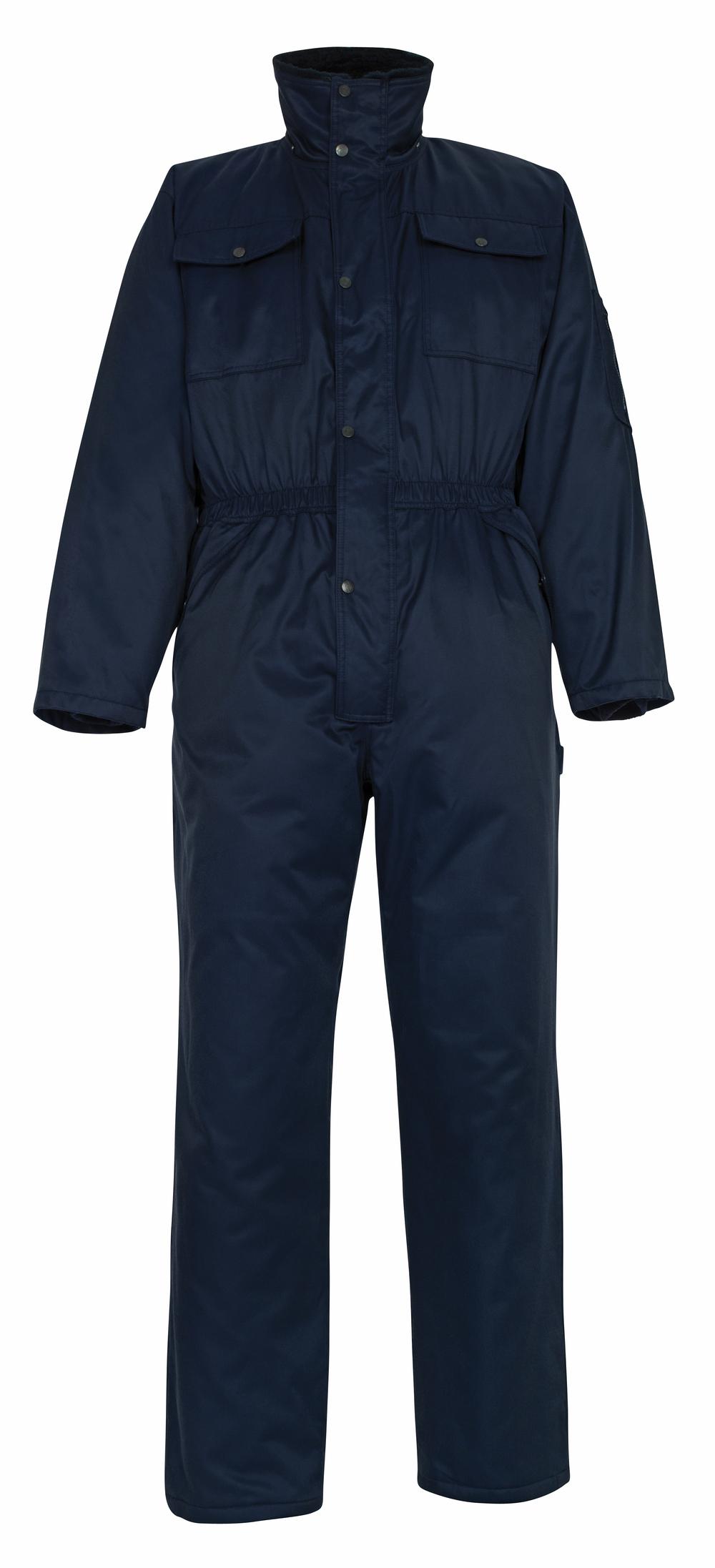 00517-620-01 Tuta antifreddo - blu navy
