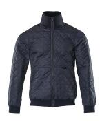 00525-590-01 Giacca Termica - blu navy
