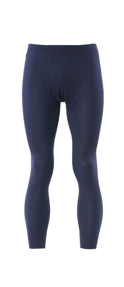 00572-350-01 Calzamaglia Termica - blu navy