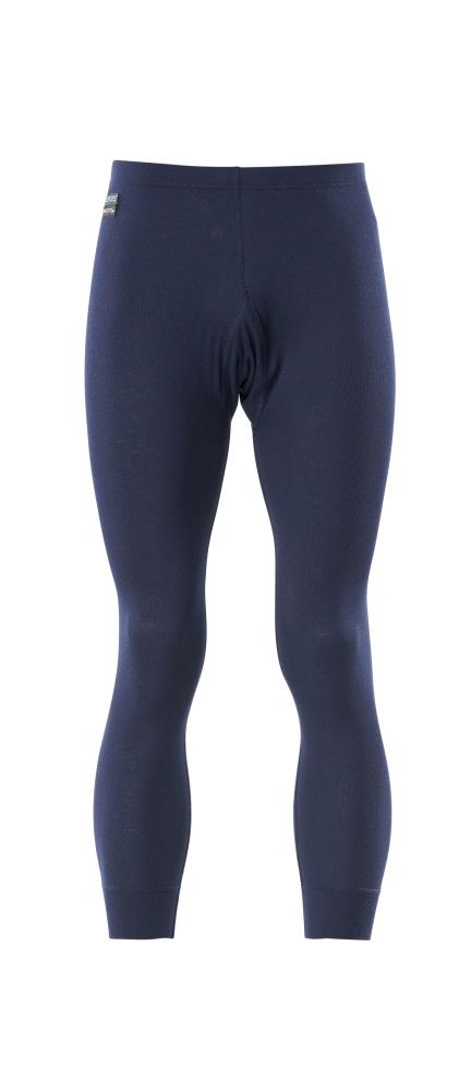 00583-350-01 Calzamaglia Termica - blu navy