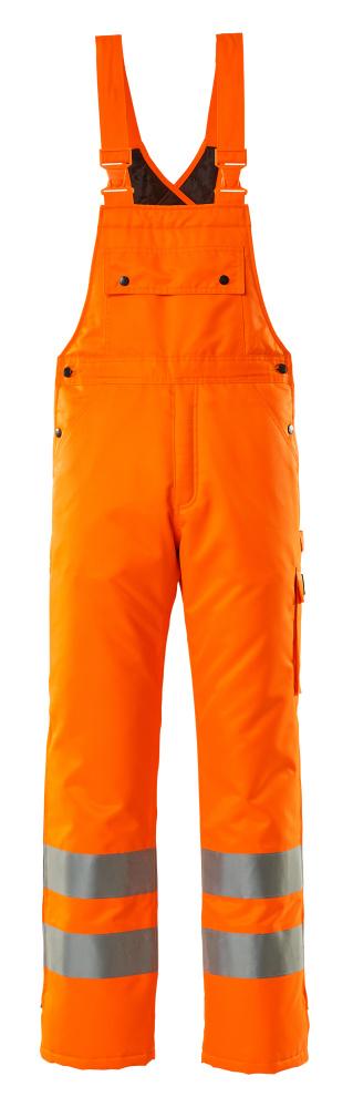 00592-880-14 Salopette antifreddo - arancio hi-vis
