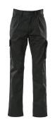 00773-430-09 Pantaloni con tasche sulle cosce - nero
