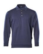 00785-280-01 Polo Felpata - blu navy
