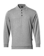 00785-280-08 Polo Felpata - grigio melange