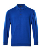 00785-280-11 Polo Felpata - blu royal