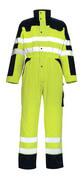 00921-660-171 Tuta antifreddo - giallo hi-vis/blu navy