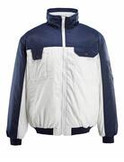 00922-620-61 Giacca da pilota - bianco/blu navy