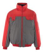00922-620-88802 Giacca da pilota - antracite/rosso