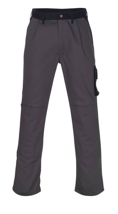 00979-430-111 Pantaloni con tasche porta-ginocchiere - blu navy/blu royal