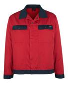 04509-800-21 Giacca - rosso/blu navy