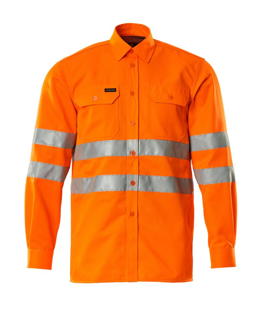 06004-136-14 Camicia - arancio hi-vis