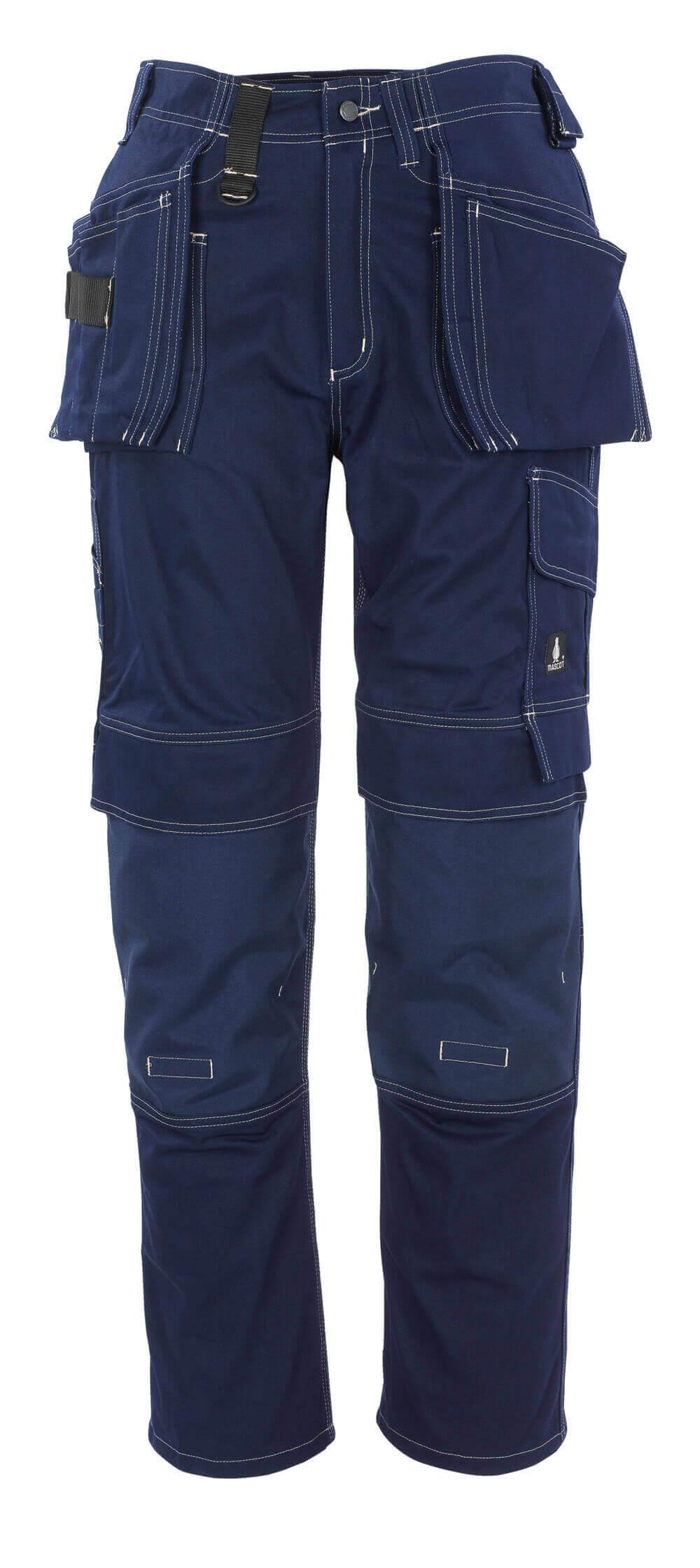 06131-630-01 Pantaloni con tasche esterne - blu navy