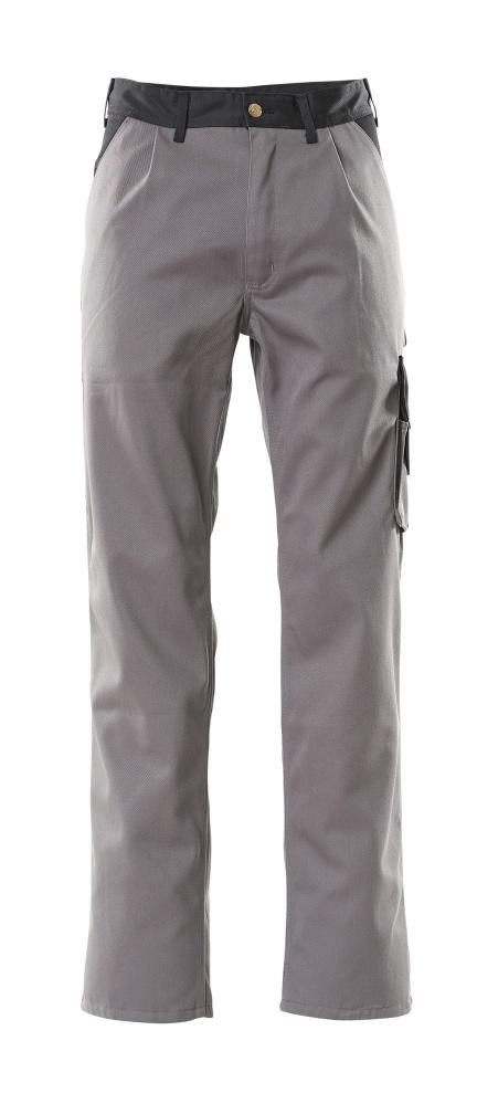 06279-430-8889 Pantaloni con tasche sulle cosce - antracite/nero