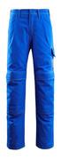06679-135-11 Pantaloni con tasche porta-ginocchiere - blu royal