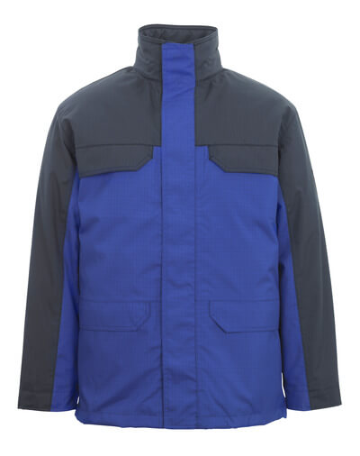 06830-064-1101 Parka - blu royal/blu navy