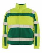 07109-470-1703 Giacca - giallo hi-vis/verde