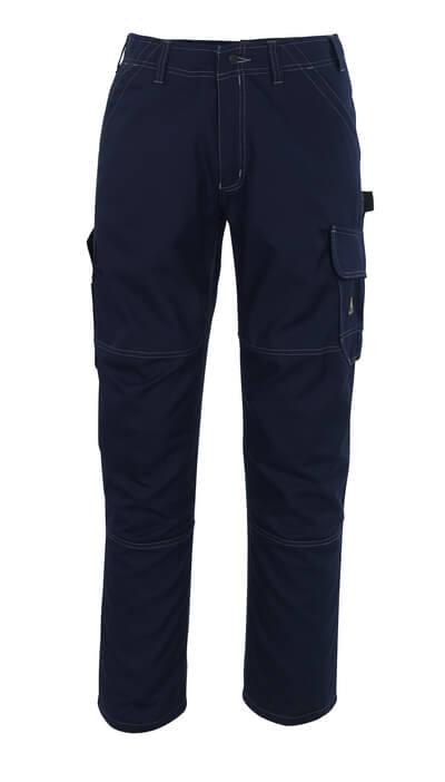 08679-154-09 Pantaloni con tasche sulle cosce - nero