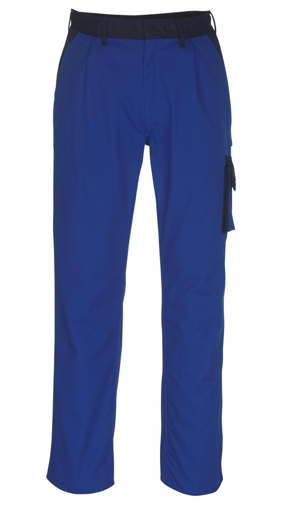08779-442-1101 Pantaloni con tasche sulle cosce - blu royal/blu navy