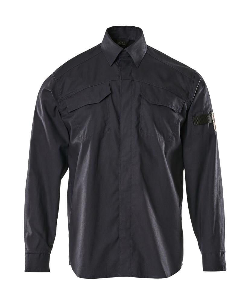09004-142-10 Camicia - blu navy scuro