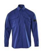 09004-142-11 Camicia - blu royal