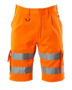 10049-860-14 Pantalone corto - arancio hi-vis
