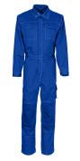 10519-442-010 Tuta da lavoro con tasche porta-ginocchiere - blu navy scuro