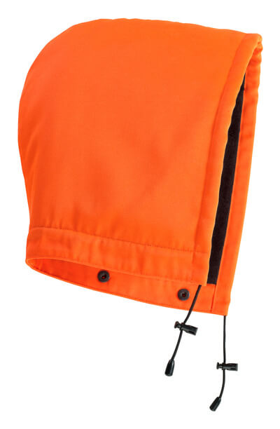 10544-660-14 Cappuccio - arancio hi-vis