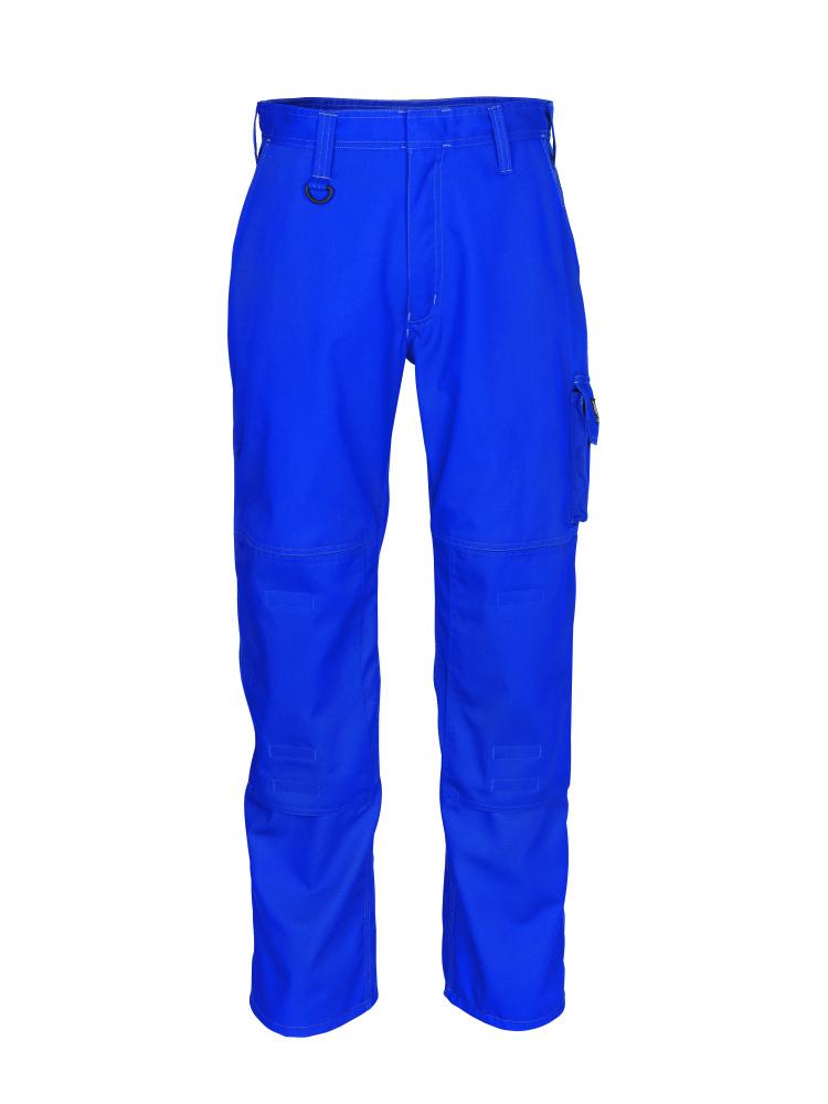 10579-442-11 Pantaloni con tasche porta-ginocchiere - blu royal