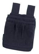 11011-012-010 Tasche esterne - blu navy scuro