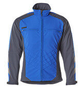 12002-149-11010 Giacca Softshell - blu royal/blu navy scuro