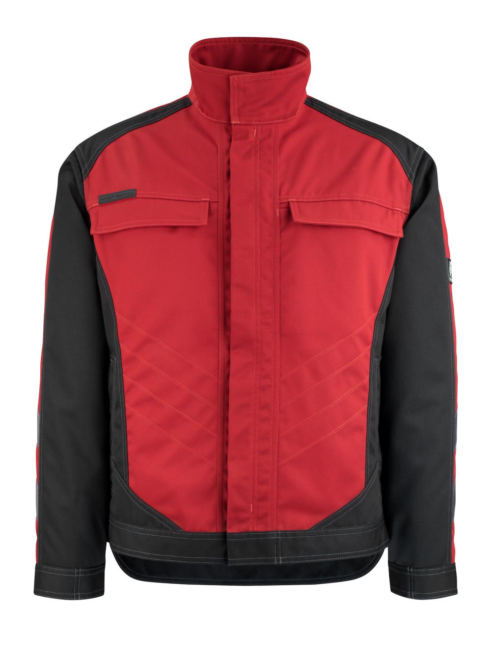 12009-203-0209 Giacca - rosso/nero