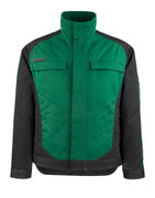 12009-203-0309 Giacca - verde/nero