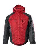 12035-211-0209 Giacca antifreddo - rosso/nero