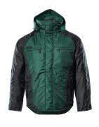 12035-211-0309 Giacca antifreddo - verde/nero