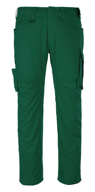 12079-203-0918 Pantaloni con tasche sulle cosce - nero/antracite scuro