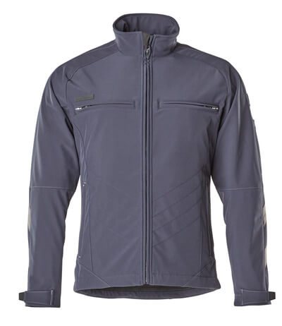 12102-149-010 Giacca Softshell - blu navy scuro