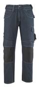 13279-207-B52 Jeans con tasche porta-ginocchiere - blu jeans