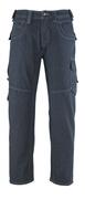 13379-207-B52 Jeans con tasche sulle cosce - blu jeans