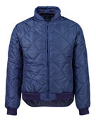 13515-905-01 Giacca Termica - blu navy