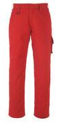 13579-442-02 Pantaloni con tasche sulle cosce - rosso