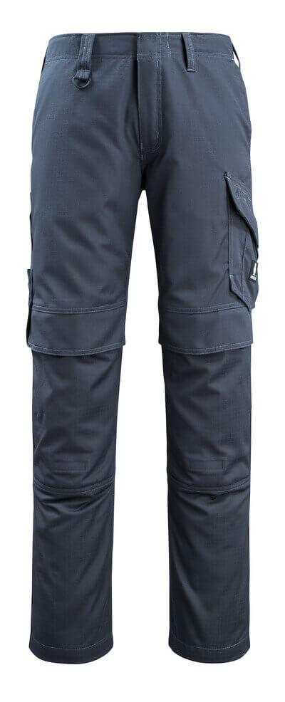 13679-216-010 Pantaloni con tasche porta-ginocchiere - blu navy scuro