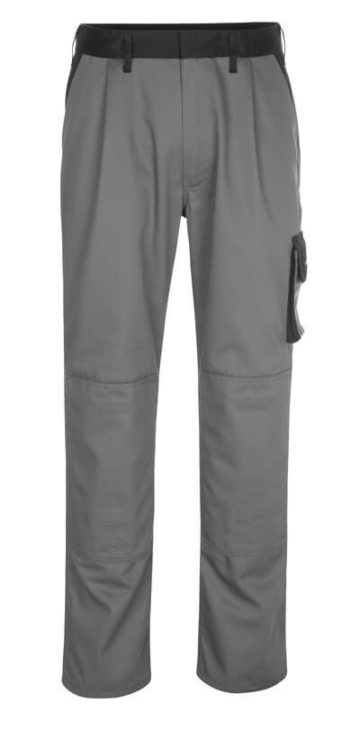 14179-442-8889 Pantaloni con tasche porta-ginocchiere - antracite/nero