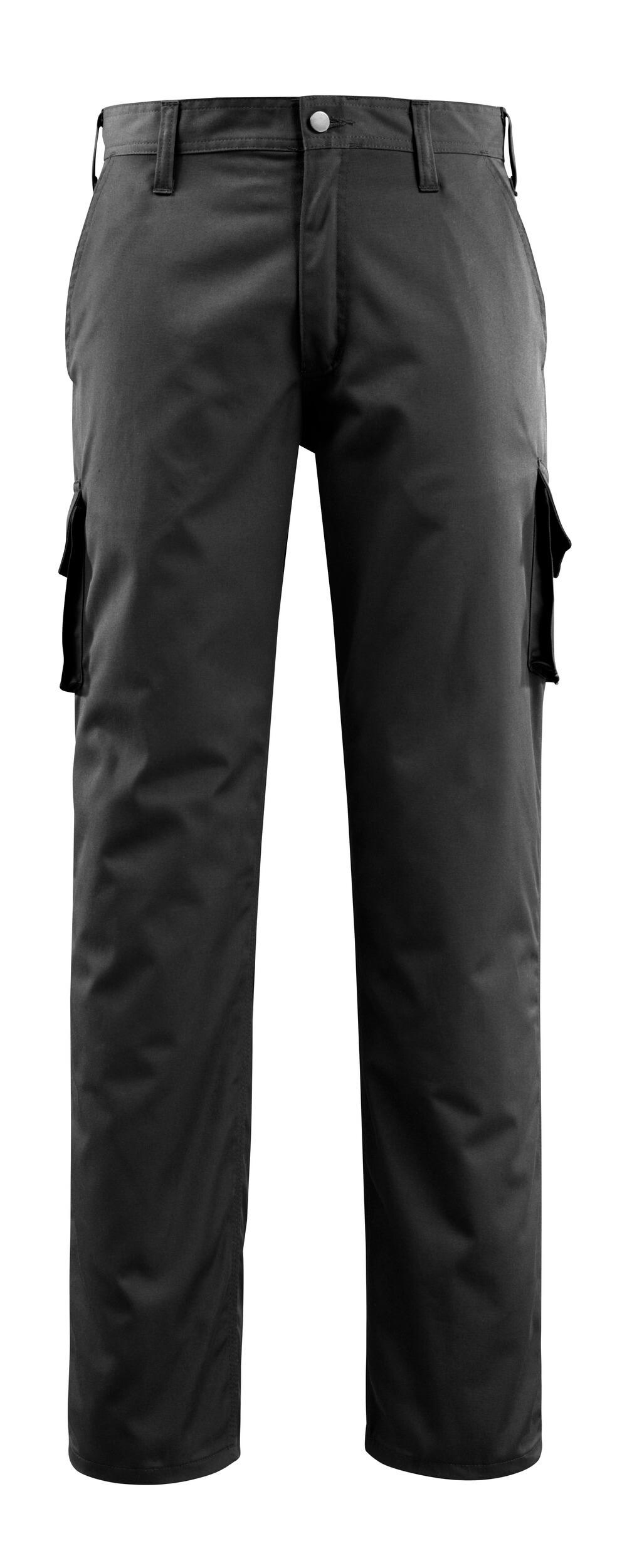14779-850-09 Pantaloni con tasche sulle cosce - nero
