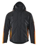 15035-222-01014 Giacca antifreddo - blu navy scuro/arancio hi-vis