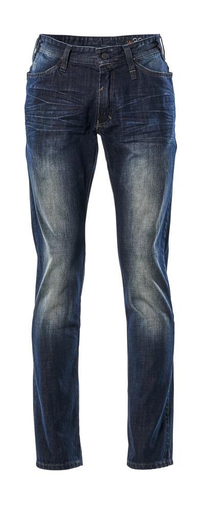 15379-869-76 Jeans - blu denim lavato