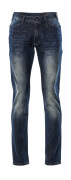 15379-869-66 Jeans - blu scuro denim lavato