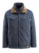 15435-275-46 Giacca antifreddo - blu jeans indaco